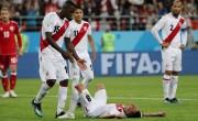 饱受破坏的秘鲁试图勇敢面对丹麦的失败